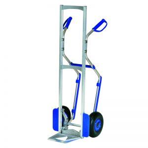 Χειράμαξα Αλουμινίου Series 2000 για κιβώτια/βαρέλια έως 300κιλά