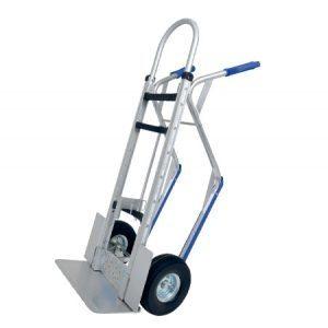 Χειράμαξα Αλουμινίου Series 2000 για κιβώτια/βαρέλια έως 300 κιλά