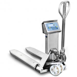 Dini Argeo - INOX Ζυγιστικό παλετοφόρο υψηλής ακρίβειας