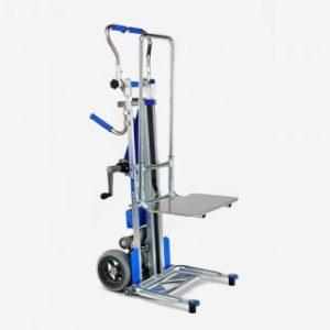 Sano Sal 170 -  Χειράμαξα αλουμινίου ηλεκτρικής ανάβασης σκαλοπατιών έως 170 kg