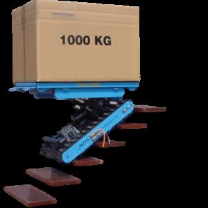 SR1750 - Ρομπότ Σκαλοπατιών έως 1000 kg