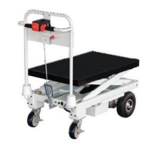 EPML 104 - Ηλεκτρική πλατφόρμα μεταφοράς και ανύψωσης φορτίων