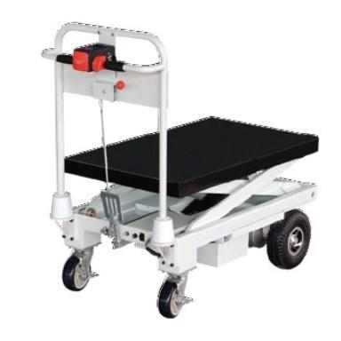 EPML 104 – Ηλεκτρική πλατφόρμα μεταφοράς και ανύψωσης φορτίων