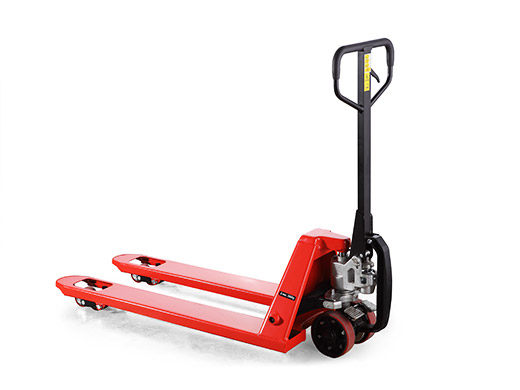 Easy Roller ER A20/25 – Χειροκίνητο παλετοφόρο με μηχανική υποβοήθηση