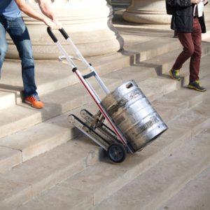 Magliner Glyde - Ειδική χειράμαξα για μεταφορά σε σκαλιά με υποβοήθηση