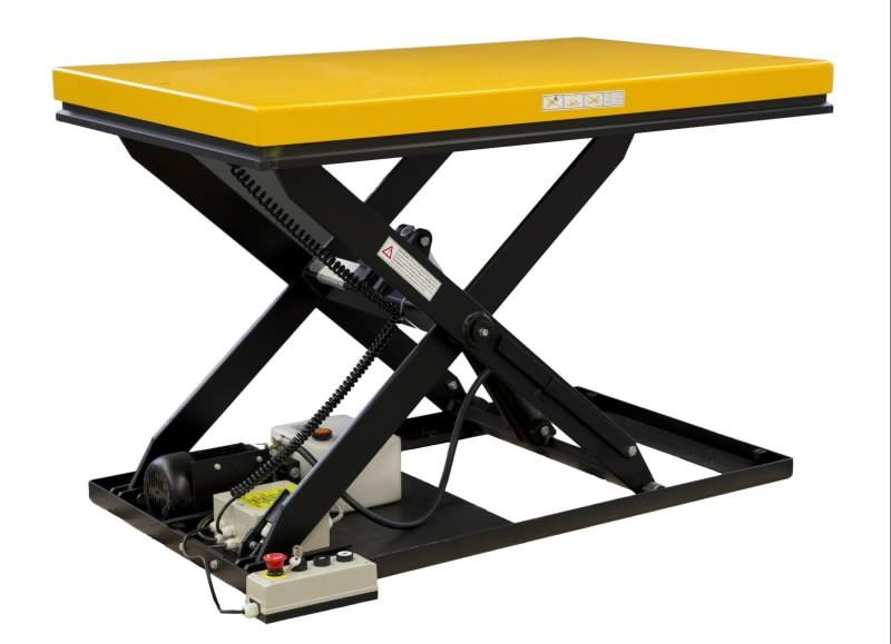 Σταθερή Πλατφόρμα από 500kg έως 3000kg