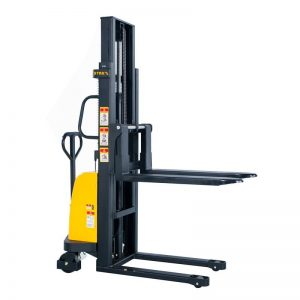 StaXx DYC - Ημι-ηλεκτρικό Stacker Ανύψωσης 1000kg έως 1500kg