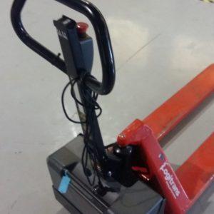 Χιαστί παλετοφόρο με ηλεκτρική ανύψωση - Logitrans EHL 1004