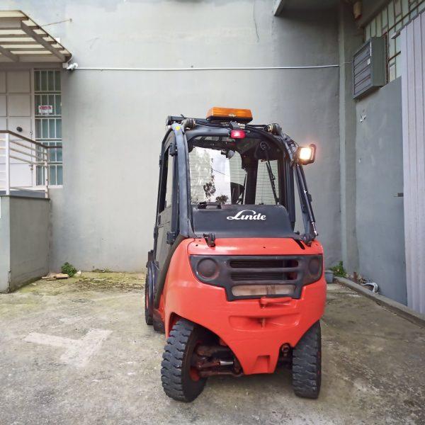 Ηλεκτροκίνητο Stacker Ανωμάλου Εδάφους WP100-150 / 16