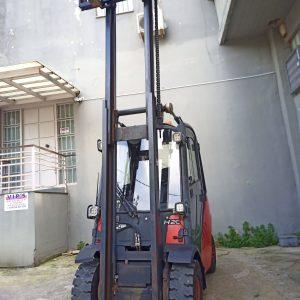 Κλάρκ Αέριο Βενζίνη (LPG) - Linde H20T