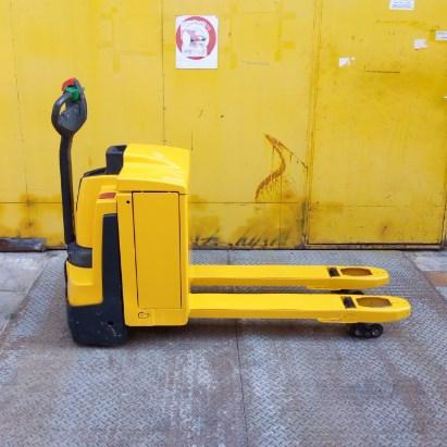 Ηλεκτροκίνητο παλετοφόρο πεζού χειριστή – Jungheinrich EJE 220