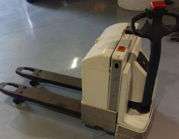 Ηλεκτροκίνητο παλετοφόρο πεζού χειριστή – Jungheinrich EJE 20