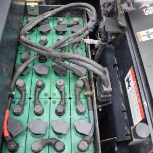 Ηλεκτροκίνητο Stacker με πλατφόρμα - Crown DT 3040
