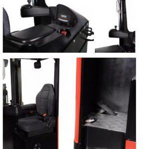 Reach Truck - CQD RVF 1.200kg - 2.000kg με ύψος ανύψωσης μέχρι 11m