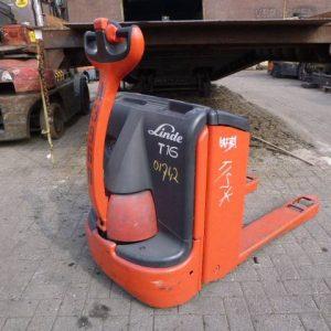 Ηλεκτροκίνητο παλετοφόρο - Linde T16