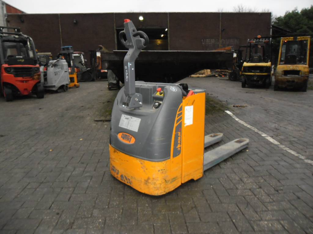 Ηλεκτρικό παλετοφόρο διπλής ανύψωσης - Omg 316 Kn