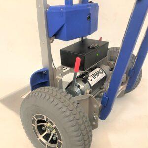 Ηλεκτρική χειράμαξα μεταφοράς φορτίων - Ecargo Cart