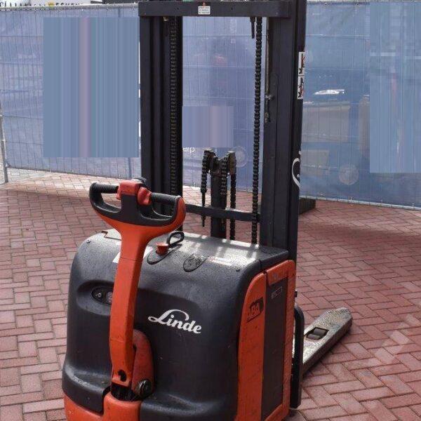 Ηλεκτροκίνητο Stacker – Linde L14