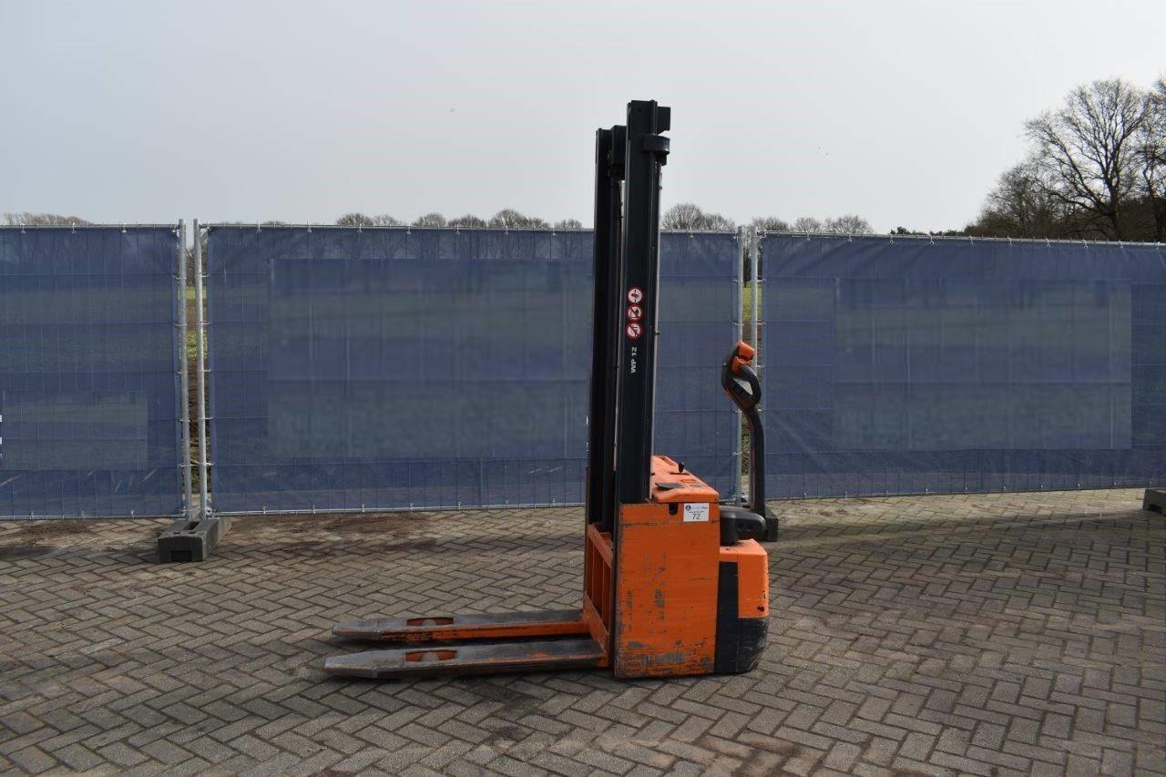 Ηλεκτροκίνητο Stacker - Steinbock WP12